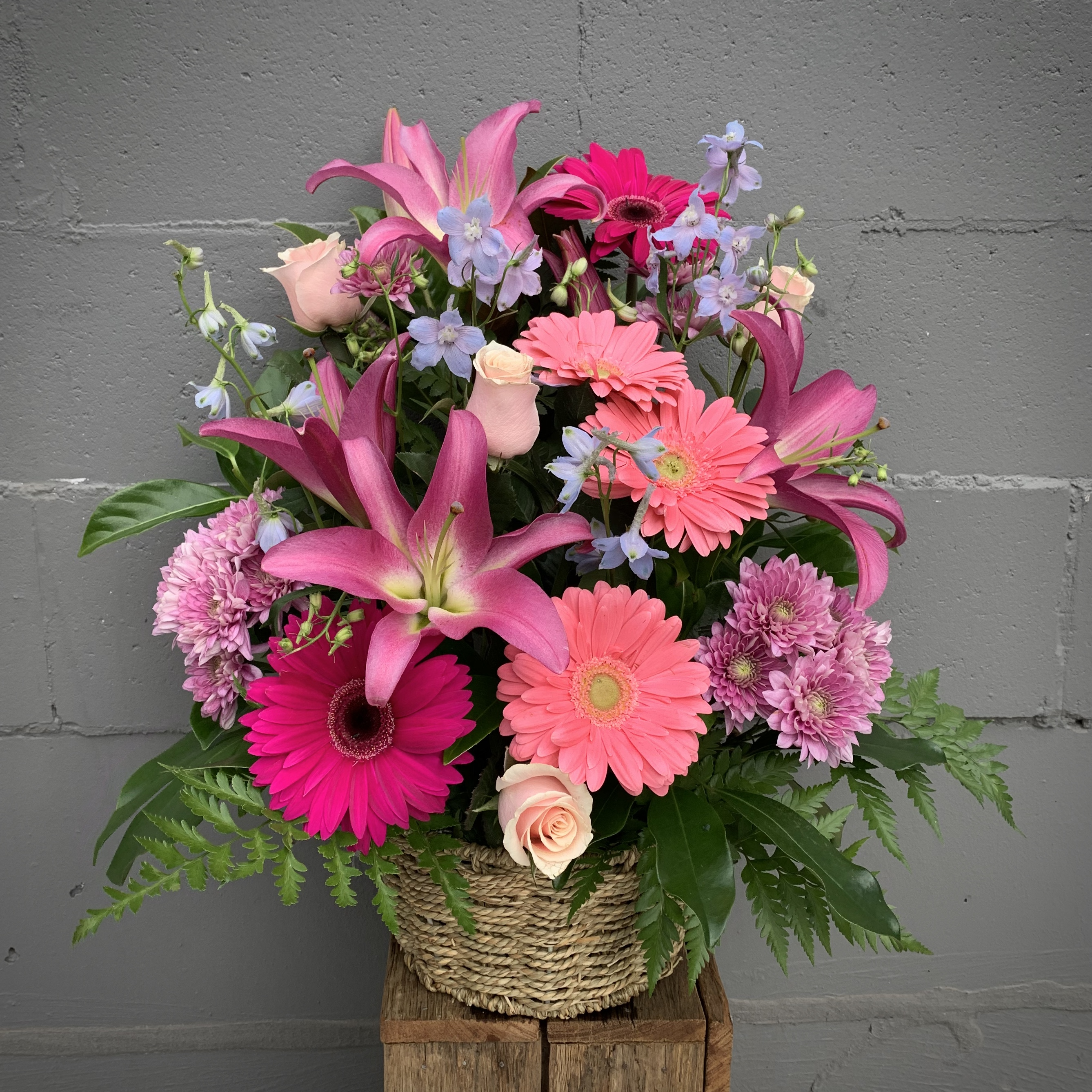 fifth avenue florist varsity lakes bouquet