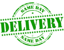 Same day Gold Coast delivery is available