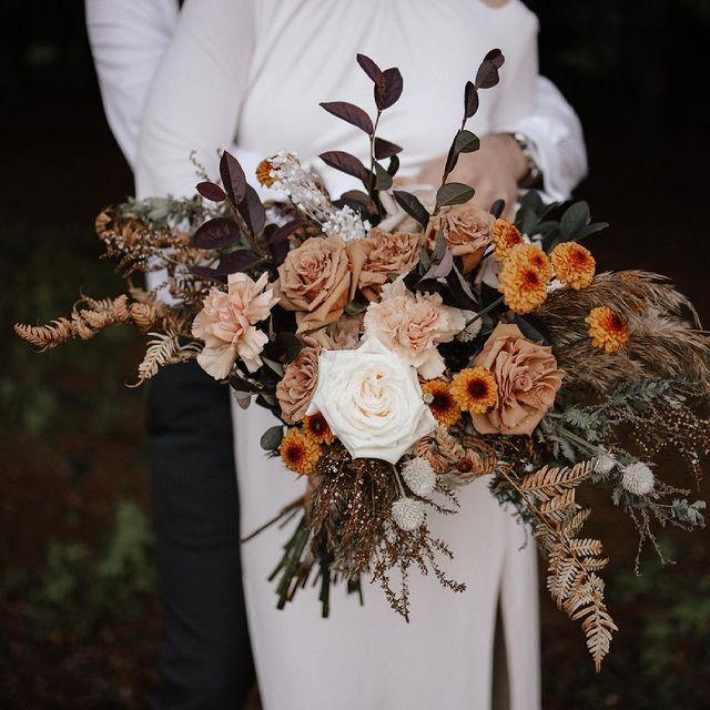 Wedding bouquet Gold Coast florist