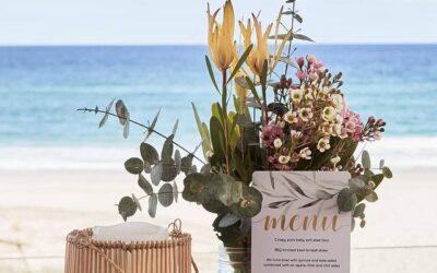Wedding decorations Gold Coast florist